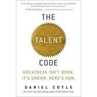 The Talent Code: Greatness Isn't Born It's Grown Here's How By Daniel - EE715204