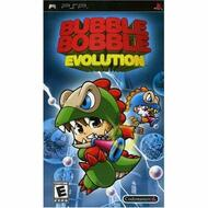 Bubble Bobble Evolution Sony For PSP UMD Arcade - EE539139