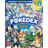 Pokemon Diamond And Pearl Pokedex: Prima Official Game Guide Vol 2 - EE715206