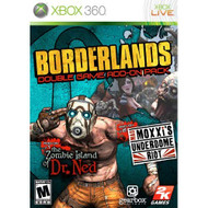 Borderlands Double Game Add-On Pack: The Zombie Island Of Dr Ned Mad - RR502875