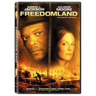 Freedomland On DVD With Julianne Moore - EE715272