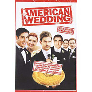 American Wedding Unrated/theatrical Versions On DVD With Jason Biggs - EE715276