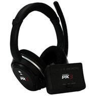 Turtle Beach Ear Force PX3 Programmable Wireless Gaming Headset PS3 - EE565797