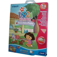 Vsmile Smart Book-Dora The Explorer By Dora The Explorer For Vtech  - EE715584