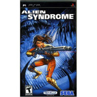 Alien Syndrome For PSP UMD - EE715609