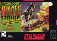 Jungle Strike Nintendo Super NES For Super Nintendo SNES - EE715668
