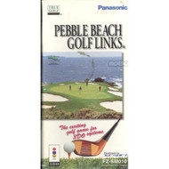 Pebble Beach Golf Links For 3DO Vintage With Manual and Case - EE715690
