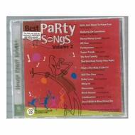 Best Party Songs Volume 2 By Karaoke On Audio CD Album - EE715732