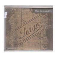 Ledger By Miss Alans On Audio CD Album 1996 - EE715750