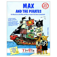 Max And The Pirates: An Adventure With Max And Nina On Board The Santa - EE715755