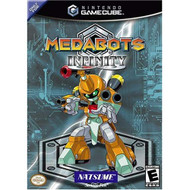 Medabots: Infinity For GameCube With Manual and Case - EE598039