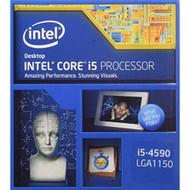 Intel Core I5-4590 BX80646I54590 Processor 6M Cache 3.3 GHz - EE715779
