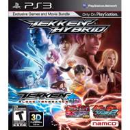 Tekken Hybrid For PlayStation 3 PS3 Fighting - EE715781