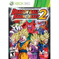 Dragon Ball: Raging Blast 2 Xbox 360 Fighting - RR515245