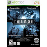 Final Fantasy XI Online: The Vana'diel Collection 2008 Xbox 360 - RR441334