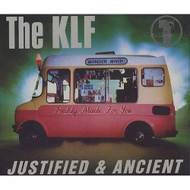 Justified & Ancient Remixes 5 Track Ep By The Klf Tammy Wynette On - DD613161
