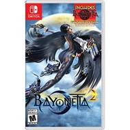 Bayonetta 2 Physical Game Card Bayonetta Digital Download Nintendo - EE715885