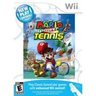 New Play Control! Mario Power Tennis For Wii - EE715943