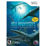 Sea Monsters For Wii - EE715948