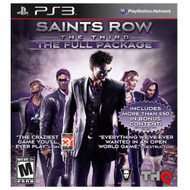 Saints Row The Third The Full Package For PlayStation 3 PS3 - EE715947