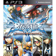 Blazblue: Continuum Shift For PlayStation 3 PS3 Fighting - EE715950