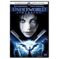 Underworld: Evolution Widescreen Edition On DVD With Bill Nighy Sci-Fi - D630099
