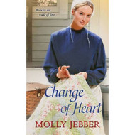 Change Of Heart A Keepsake Pocket Quilt Novel By Molly Jebber Book - D630820