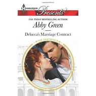 Delucca's Marriage Contract The Chatsfield By Abby Green Book - D630837
