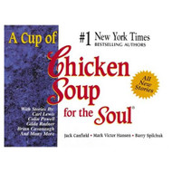 A Cup Of Chicken Soup For The Soul Paperback by Jack Canfield Mark - D633356