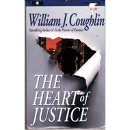 The Heart Of Justice By Coughlin William J Hill Dick Reader On Audio - D637023