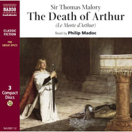 The Death Of Arthur Great Epics By Malory Thomas Madoc Philip Narrator - D637027