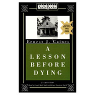 A Lesson Before Dying On Audio Cassette - D643663