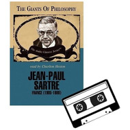 Jean-Paul Sartre On Audio Cassette by Charlton Heston - D643702