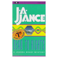 Dead To Rights Joanna Brady Mysteries Book 4 On Audio Cassette - D643707