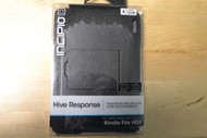"Incipio Hive Response Standing Case For Kindle Fire HDX 7"" Black Cover - DD568121"