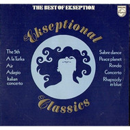 Ekseption Ekseptional Classics The Best Of Ekseption Philips 6410 044 - DD568320