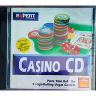 Casino CD-Rom Software PC Vintage - DD570641