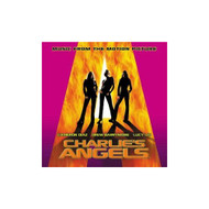 Charlie's Angels: Music From The Motion Picture On Audio CD Album 2000 - DD572122