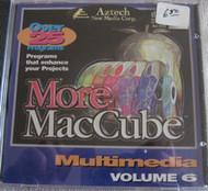 More MacCube: Multimedia Volume 6 Software - DD572676