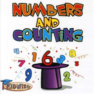 Numbers And Counting: Songs That Teach Software - DD572682