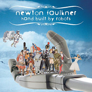 Hand BUILT By Robots By Faulkner Newton On Audio CD Album 2008 - DD573281