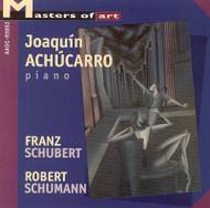Joaquin Achucarro Performs Schubert & Schumann On Audio CD Album - DD573642