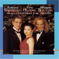 Merry Christmas From Vienna By Placido Domingo Ying Huang Michael - DD574181