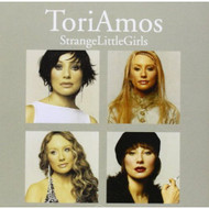 Strange Little Girls By Tori Amos Performer On Audio CD Album 2001 - DD574739