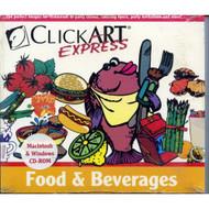 Click Art Express Food & Beverages Software - DD575377