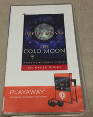 The Cold Moon On Playaway Audiobook By Jeffrey Deaver On Audiobook CD - DD575538