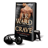 Crave On Playaway Audiobook By J R Ward - DD575658