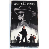 The Untouchables On VHS With Kevin Costner - DD575799