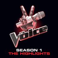 The Voice: Season 1 Highlights On Audio CD Album 2011 - DD576936