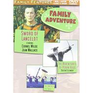 Sword Of Lancelot / The Adventures Of Robin Hood / The Emerald Isle On - DD577331